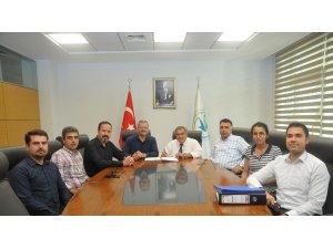 MTOSB ile ÇKA arasında protokol imzalandı