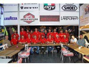 Trakya Motosiklet Kulübü açıldı