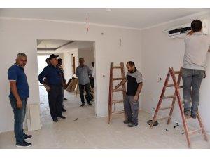 Mesir Tabiat Parkı 2. etabında çalışmalar sürüyor