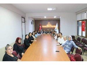 AK Parti Marmara Bölge Koordinatörlerinden Çanakkale teması