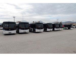 Isparta'daki son otobüs seferleri  00.30'da yapılacak