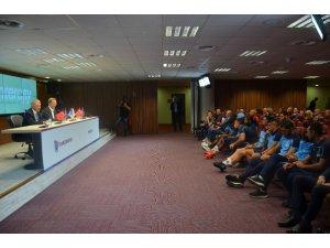 Trabzonspor, Intercity firması ile 3 yıllık anlaşma imzaladı