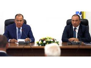 """Rusya Dışişleri Bakanı Lavrov: """"Türkiye ve Rusya İdlib konusunda anlaştı"""""""