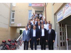 Çivril Belediyesi'nden aşure dağıtımı
