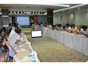 Şırnak'ta 'Koyun ve Keçi Sistemi Bölge Bilgilendirme' toplantısı