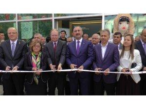 Dünyanın ilk ve tek fıstık müzesi Gaziantep'te açıldı
