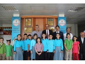 İlköğretim Haftası Arapgir'de kutlandı