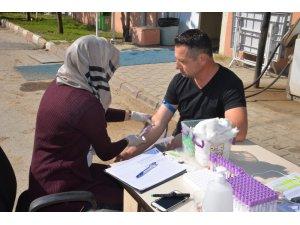 Belediye çalışanlarına iş sağlığı ve güvenliği periyodik sağlık taraması