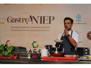 Dünyaca ünlü aşçılar gastronomi kentinde hünerlerini sergiledi