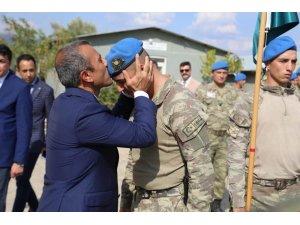 Komandolar İdlip için Tunceli'den yola çıktı