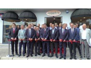 SANKO Havlu'nun dünya markası Maisonette'den Gaziantep'e outlet mağaza