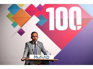 """Bakan Kasapoğlu'ndan sporda """"transfer yerine üretime odaklanma"""" vurgusu"""