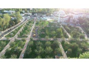 Edremit'te park açılışı