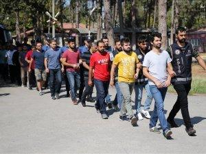 Adana merkezli 9 ilde FETÖ soruşturması: 12 tutuklama