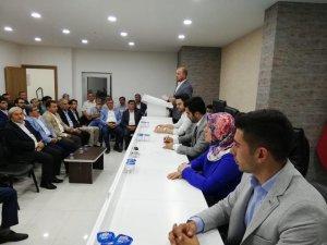 İl Danışma Meclisi toplantısı yapıldı
