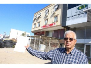 CHP gecikmeli olarak kirasının bir kısmını ödedi