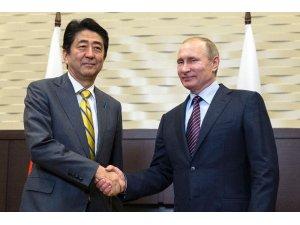 Putin, G20 zirvesinde Japonya lideriyle görüşecek