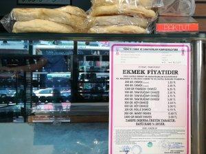 Kocaeli'nin Gebze ilçesinde ekmeğe yüzde 25 zam geldi