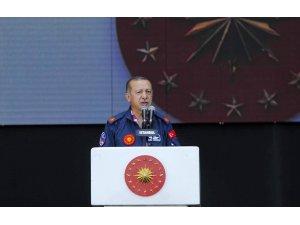 """Cumhurbaşkanı Erdoğan: """"Dijital güvenliğiniz yoksa istediğiniz kadar fiziki tedbir uygulayın, özgürlüğünüzü sağlayamazsınız"""" (1)"""