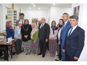 AK Parti Eskişehir Sarıcakaya İlçe Danışma Meclisi toplantısı