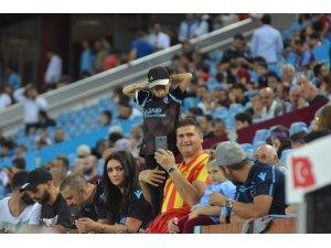 Spor Toto Süper Lig: Trabzonspor: 0 - Göztepe: 2 (Maç devam ediyor)