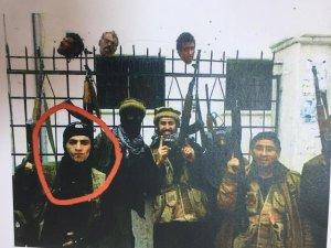 DEAŞ'ın celladı hastanede yakalandı