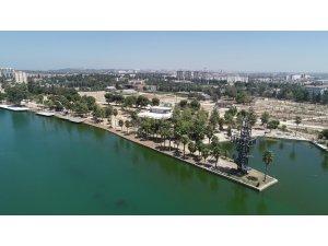 """Sarıeroğlu: """"Millet Bahçesiyle Seyhan Nehri'nin güzelliklerini yaşayacağız"""""""