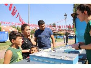 Şehitkamil'in çevre projeleri vatandaşa anlatıldı