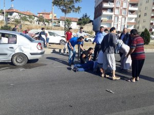 Sungurlu'da Feci Kaza : 4 yaralı