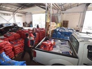 Büyükşehir Belediyesi Başkent çiftçisine desteğini sürdürüyor