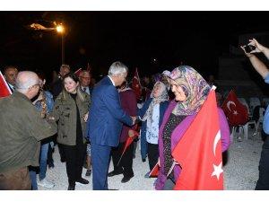 Isparta'da Köy buluşmaları