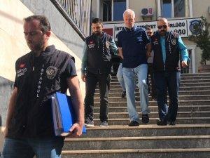 Azeri iş adamının katil zanlıları adliyeye sevk edildi