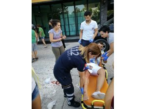 Adanaspor Taraftar Derneği Başkanına silahlı saldırı