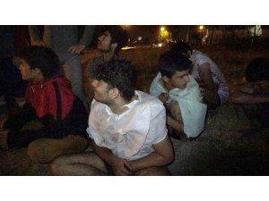 Meriç Nehri'nde mültecilerin kabus gecesi