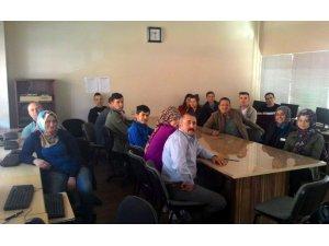 Şaphane'de 'hijyen eğitimi kursu'