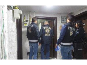 Uşak'ta bazı apartlara 29 Bin TL ceza uygulandı