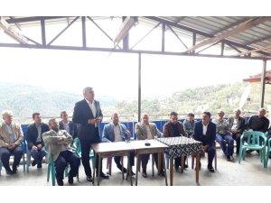 Başkan Yılmaz: Kestel köyünün yol sorunu çözülüyor