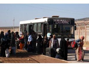 Bayram için ülkesine giden Suriyelilerden 25 bini Türkiye'ye geri döndü