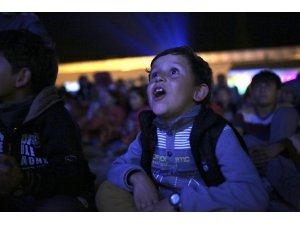 Binlerce çocuk gerçek sinema deneyimi yaşayacak
