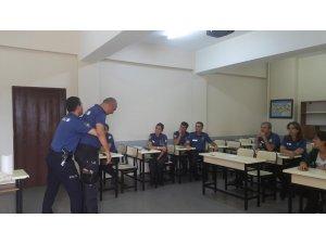 Aydın'da polislere ilk yardım eğitimi