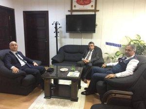 Osmaneli Kaymakamı Yavuz'a hoş geldin ziyaretleri devam ediyor