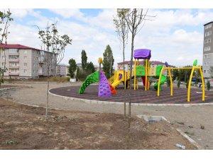 Yakutiye, yeni bir park daha yapıyor