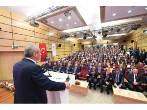 """Bakan Turhan: """"Dünya yat üretiminde 3'üncü sıraya yükselip marka haline geldik"""""""