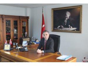 Aydıntepe Kaymakamı Mustafa Akın göreve başladı