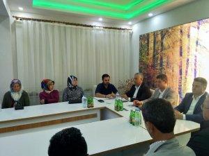Bayırköy Belediyesi Belde Danışma Toplantısı yapıldı