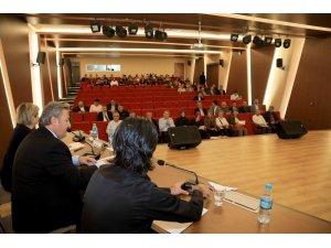 Üniversite öğrencileri Talas Belediye Meclisi'ne katıldı