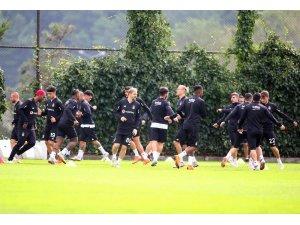 Beşiktaş, Malmö maçı hazırlıklarını sürdürdü