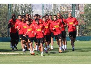 """Lamine Gassama: """"Zor bir maç bizi bekliyor"""""""