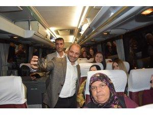 Alaşehir Belediyesi Çanakkale'ye 23'üncü sefer