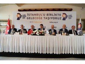 İstanbul için 10 yılda 773 projeye 694 milyon TL destek